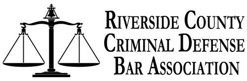 Riverside County Criminal Defense Bar Association